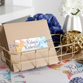 Invitaciones de boda originales - Bon Voyage - Imagen Destacada
